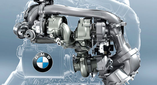 宝马汽车发动机冷却系统应用