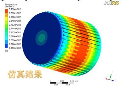 由于电机内部结构复杂