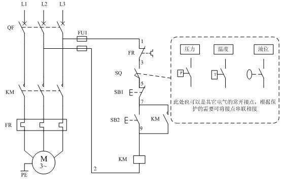 电动机多保护电路是什么电路?