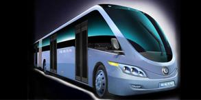 """符合道路交通、安全法规各项要求的车辆。电动巴士车是国家863计划提出新一代电动汽车技术作为我国汽车科技创新的主攻方向,计划在""""十一五""""期间,以电动汽车的产业化技术平台为工作重点,力争取得重大突破,抢占新一代电动汽车产业技术制高点,实现交通能源结构的多元化,维护国家能源安全,减轻汽车排放污染,保障社会可持续发展,提高"""